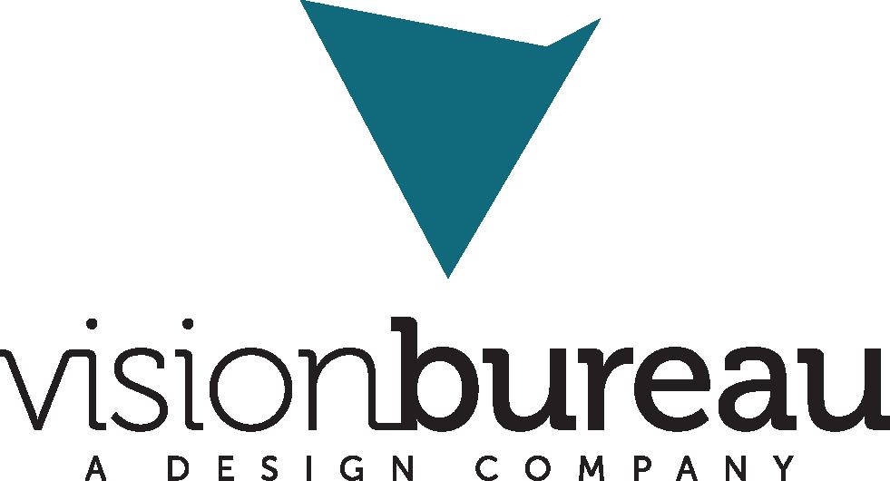 Vision Bureau A Design Company Logo