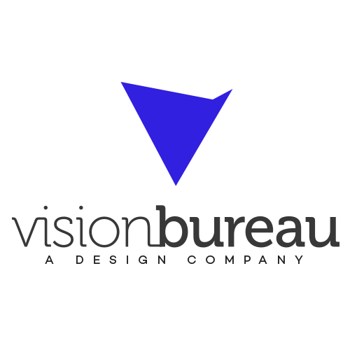 Vision Bureau Design Logo